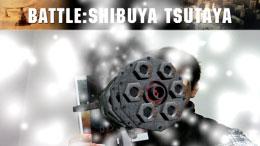 「SmartAR™(スマートAR)」を使った映画業界初となるAR店頭販促プロモーション「世界侵略:渋谷決戦」