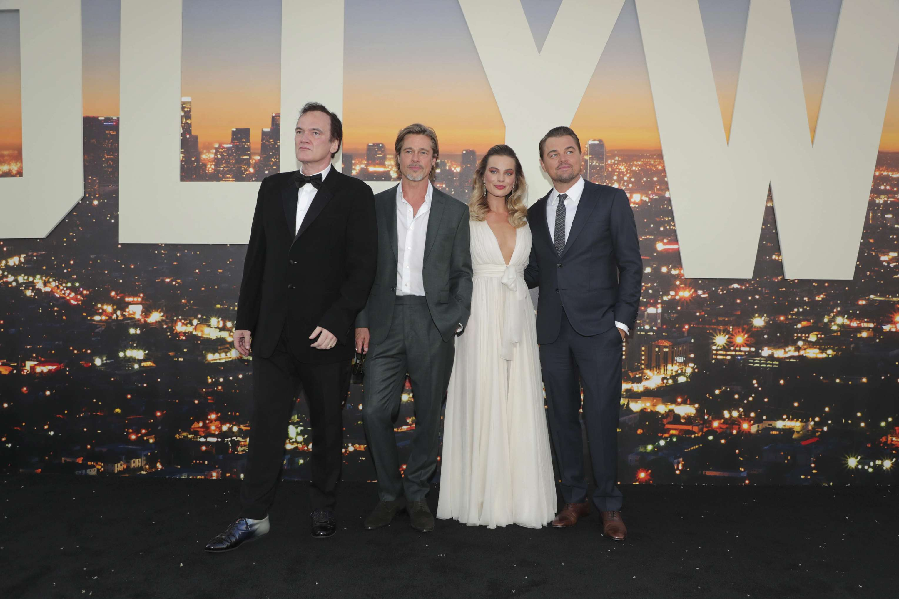 Once Upon A Time In Hollywood LA Premiere
